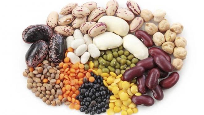 2. kacang-kacangan